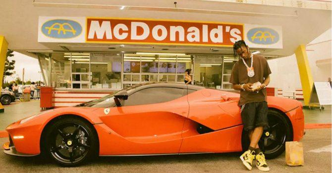 Travis Scott stworzył własny zestaw w McDonald's