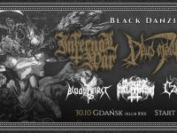 Black Danzig III: Infernal War / Deus Mortem / Bloodthirst/Czort