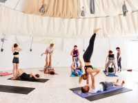AcroYoga, Play Fight i ruch naturalny w Krakowie
