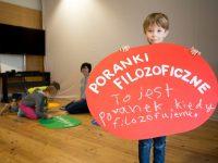 Poranki filozoficzne w Polskim