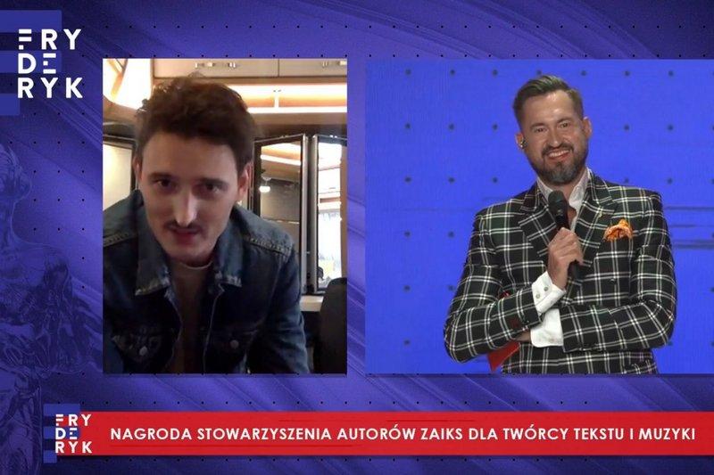 Dawid Podsiadło Fryderyki 2020