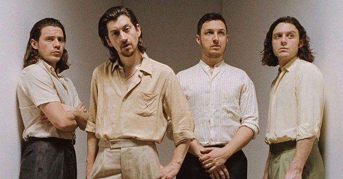 Arctic Monkeys wydają album koncertowy