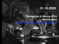 Echoplex DJ Masterclass & Warsztaty Open Decks