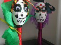 Halloween I Święto zmarłych I Día de Muertos - warsztaty