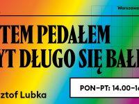 Krzysztof Lubka: Jestem pedałem zbyt długo się bałem