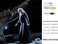 METropolitan Opera w kinie Pałacowym
