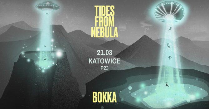 NOWA DATA 21.03.2021 Katowice - BOKKA x Tides From Nebula
