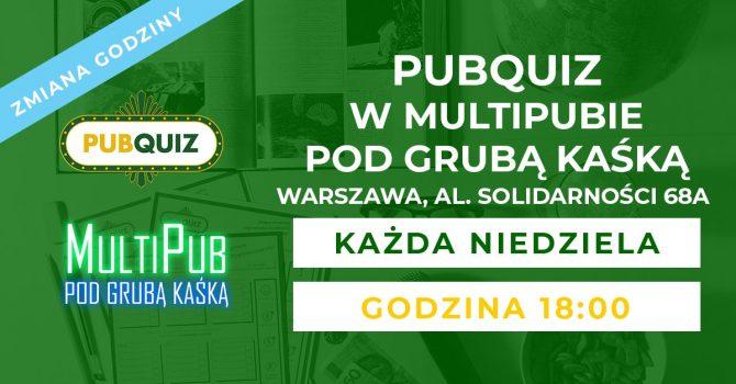 PubQuiz w MultiPubie!