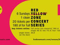Red Yellow Zone Concert Series