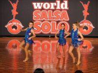 Salsa Shines dla Dziewcząt 7-11 lat