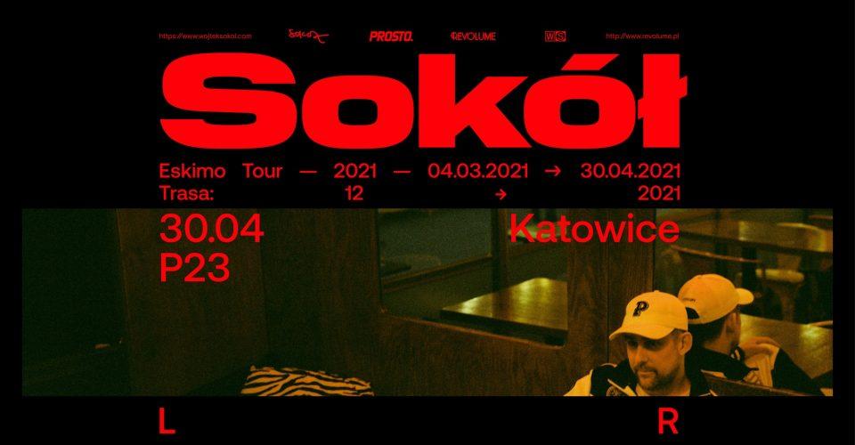 Sokół - Eskimo Tour - Katowice / Sold Out