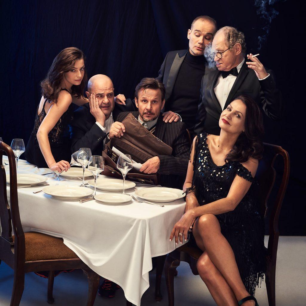 Spektaklove: kolacja dla głupca