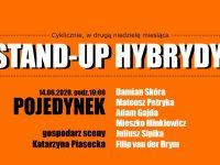 Stand-up Hybrydy - Pojedynek Komików