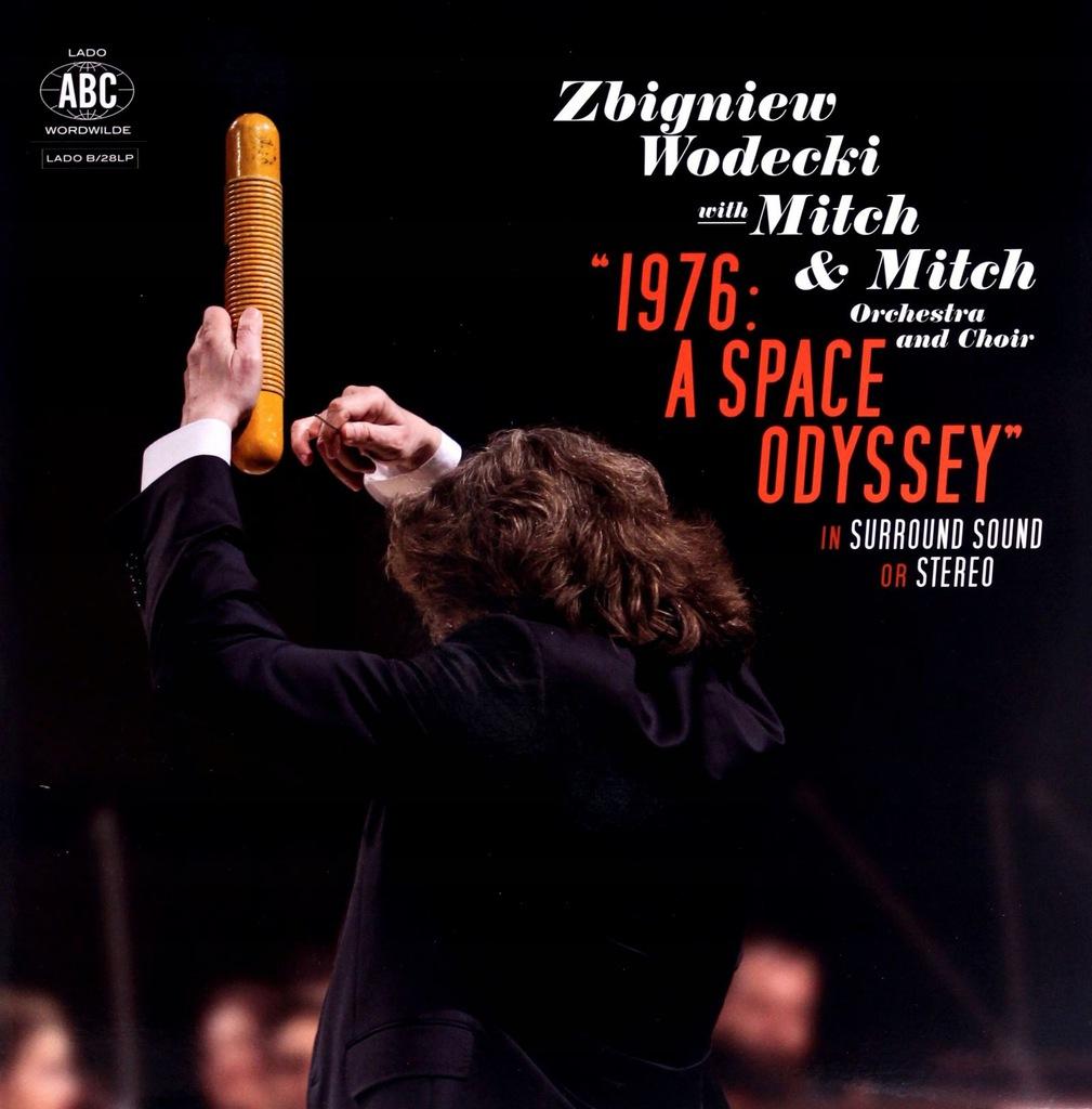 Zbigniew Wodecki with Mitch & Mitch - 1976 A Space Odyssey