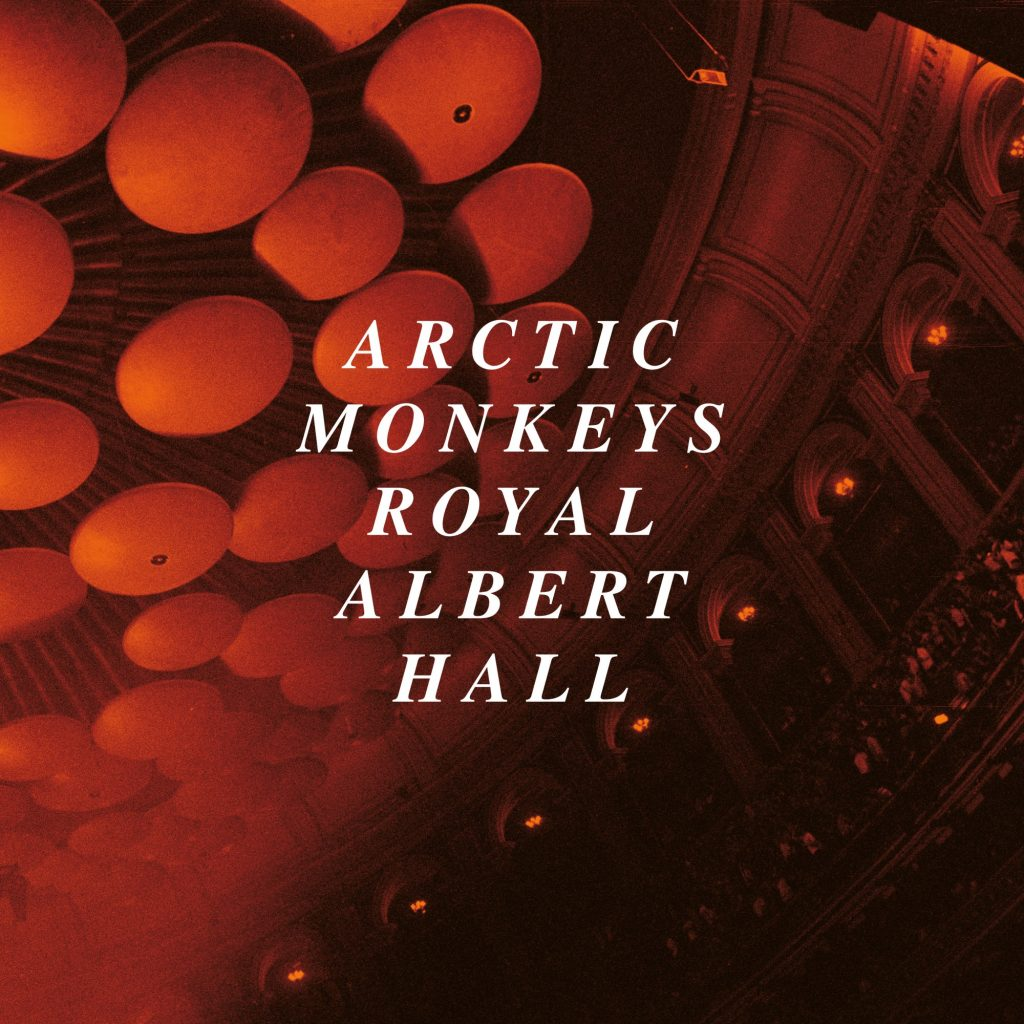 "Arctic Monkeys wydają koncertowy album ""Royal Albert Hall"""