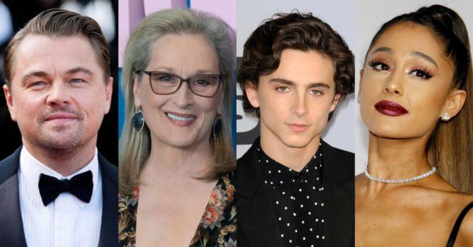 Meryl Streep, Leonardo DiCaprio, Timothée Chalamet, Ariana Grande – gwiazdorska obsada nowej komedii Netflixa