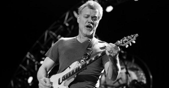 Nie żyje Eddie Van Halen