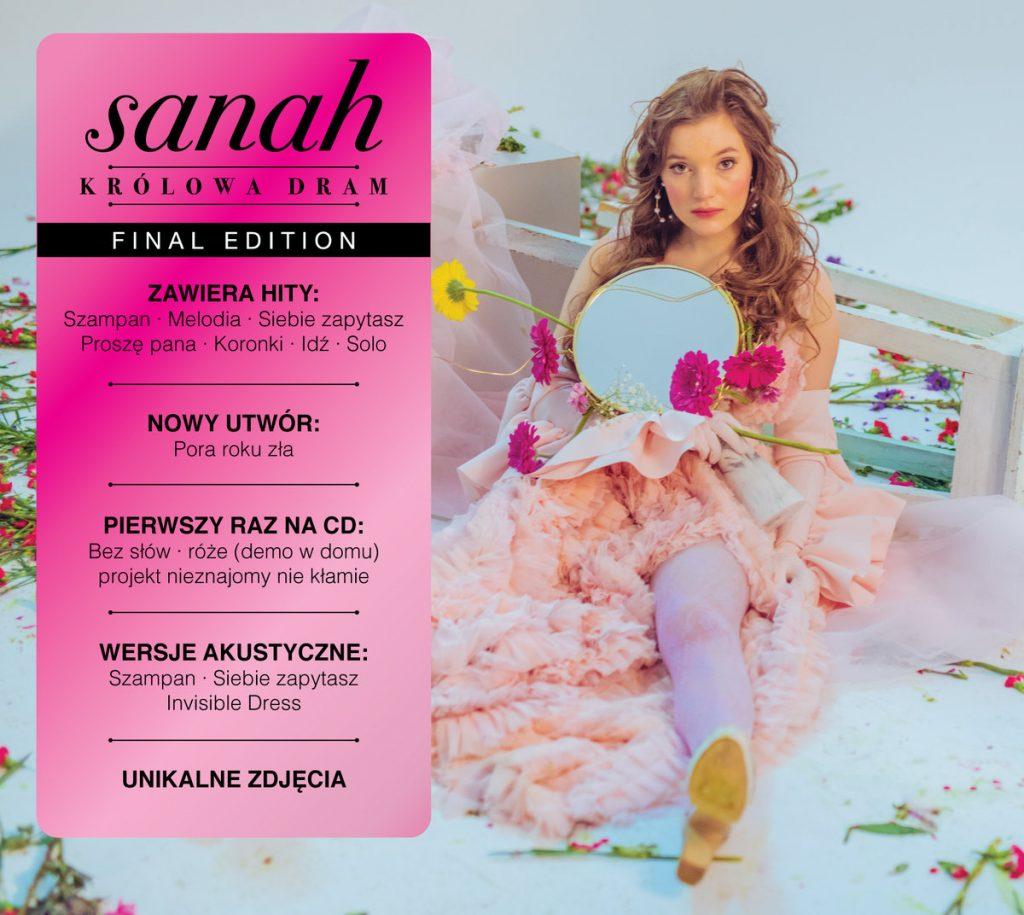 sanah Królowa dram final edition