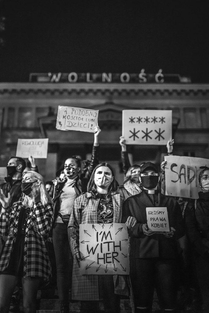 piekło kobiet protest