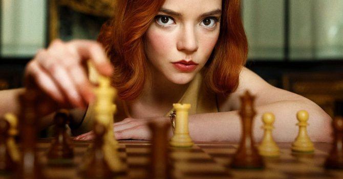 """Miniserial """"Gambit królowej"""" ustanowił rekord popularności na Netflixie"""
