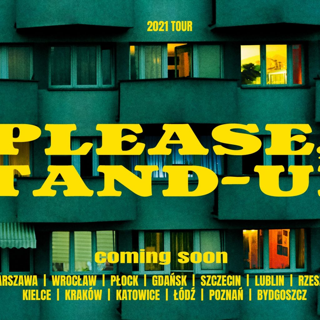 Please, stand-up