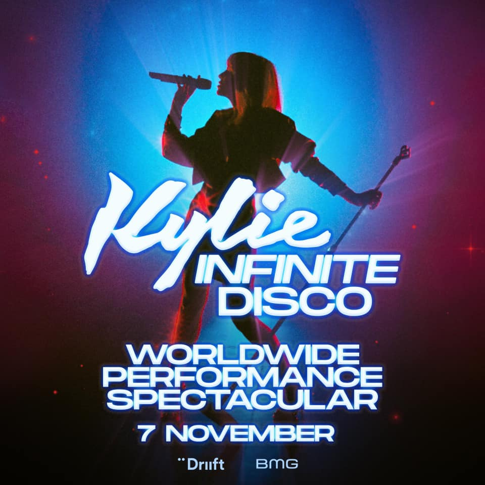 Kylie Minogue - Infinite Disco