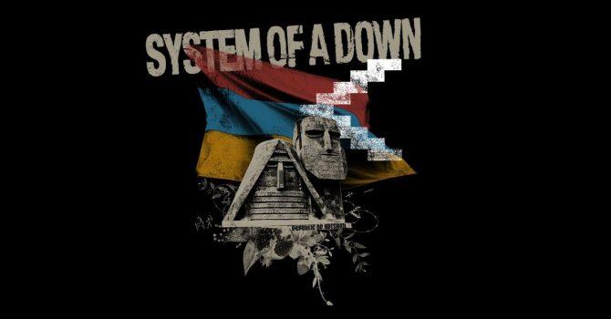 System Of A Down z dwoma nowymi kawałkami po 15 latach ciszy
