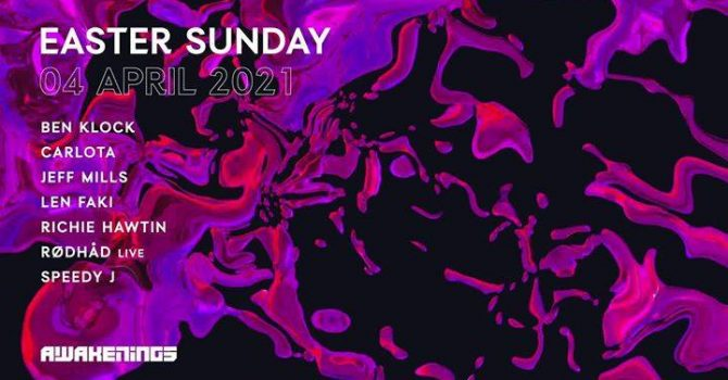 Awakenings Easter Sunday 2021
