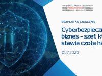 Cyberbezpieczny biznes - szef który stawia czoła hakerowi