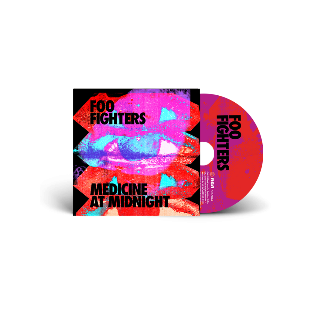 Foo Figters - Medicine At Midnight