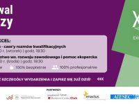 Festiwal Wiedzy | EXCEL: Triki w Excelu - case'y rozmów rekrutacyjnych cz.1