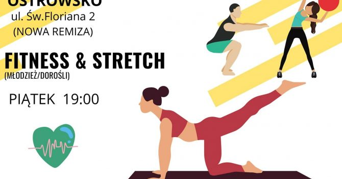 Freestyler Fitness & Stretch