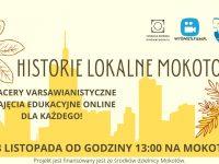 Historie lokalne Mokotowa ONLINE