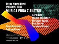 Musica Pura z Austrii   Scena Muzyki Nowej