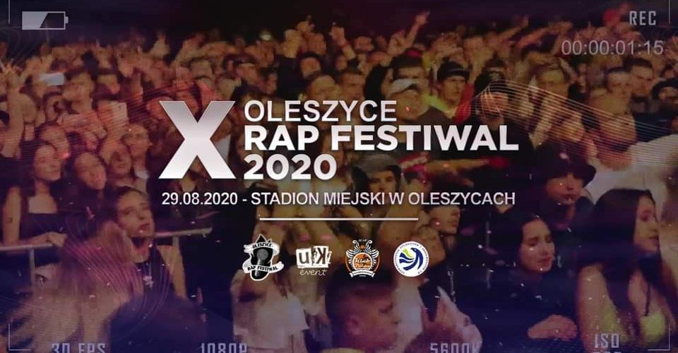 Oleszyce Rap Festiwal 2021 X Edycja
