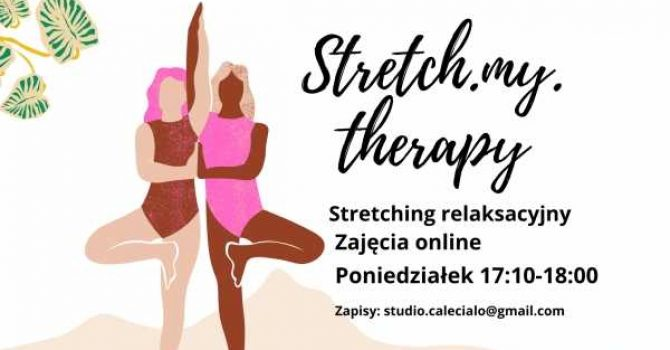 Stretch.My.Therapy - stretching relaksacyjny online