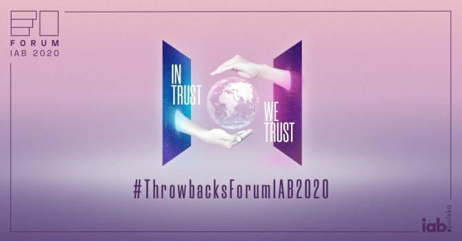 #ThrowbacksForumIAB2020