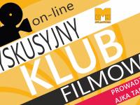 """Dyskusyjny Klub Filmowy """"ZMORY""""   ON-LINE"""