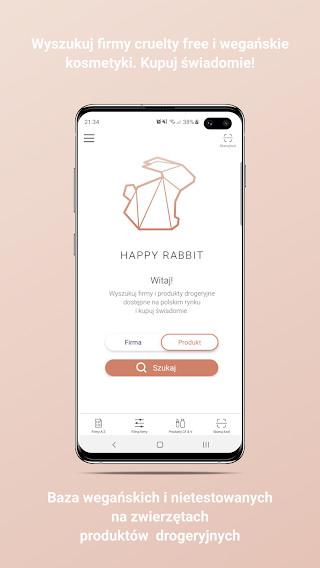 Happy Rabbit aplikacja
