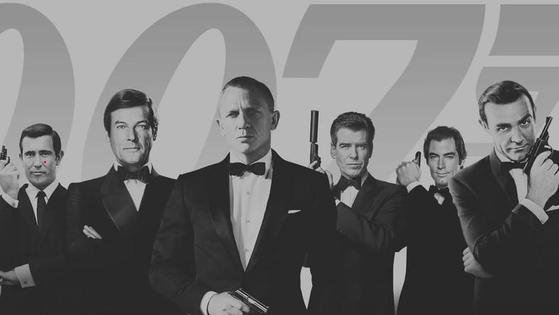 filmy o Jamesie Bondzie