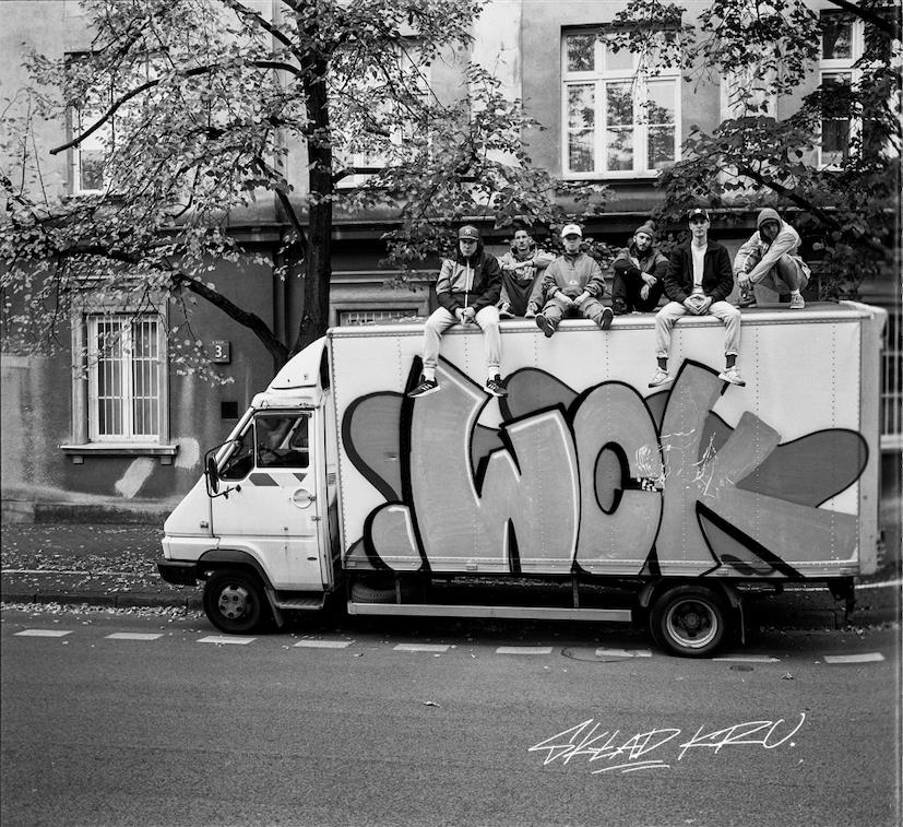 WCK - okładka albumu
