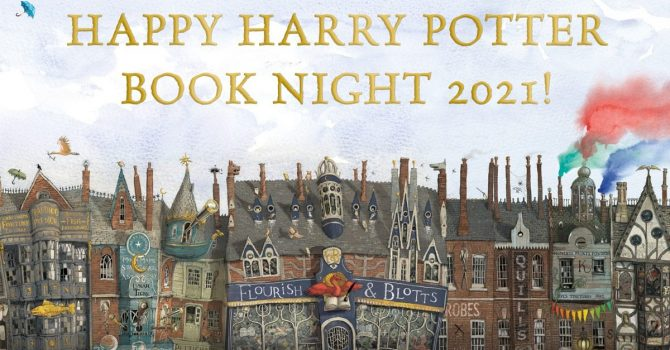 Harry Potter Book Night z Quatromondis