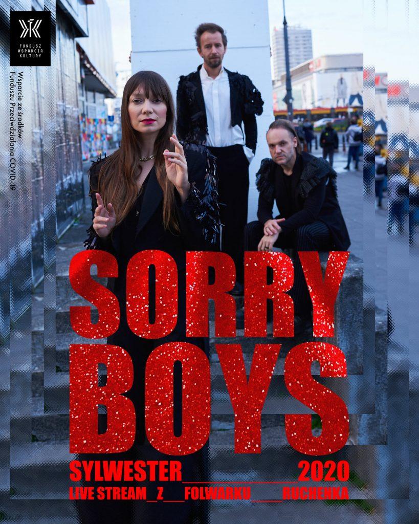 Sorry Boys - koncert sylwestrowy