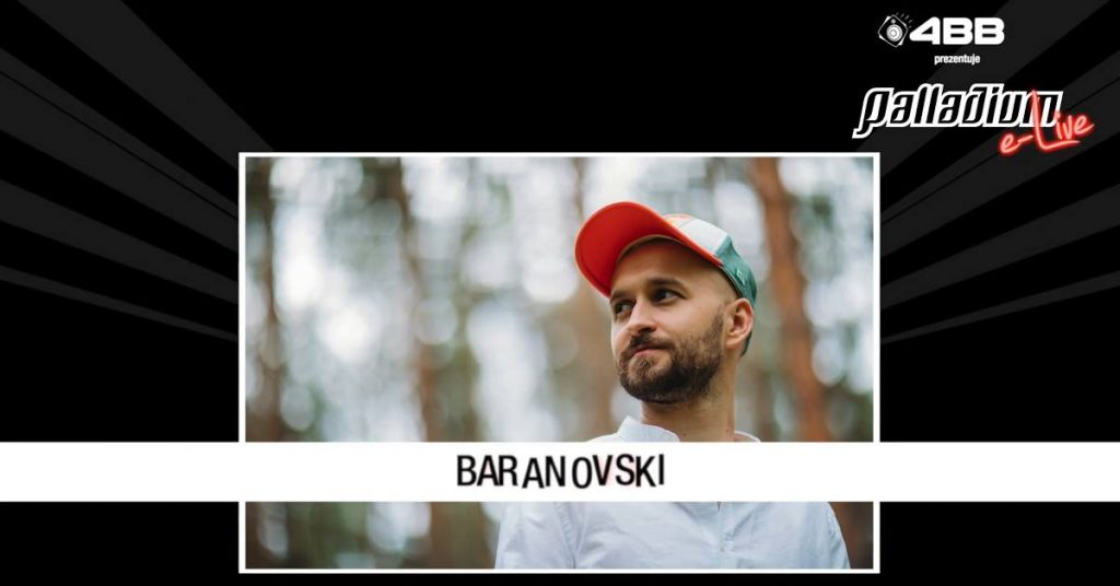 Baranovski: sylwestrowy koncert w Palladium