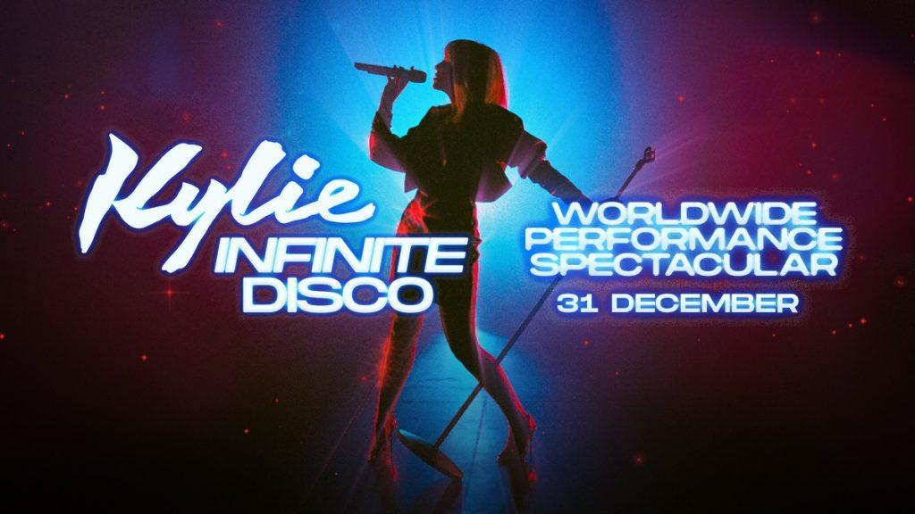 Kylie Minogue - INFINITE DISCO koncert online