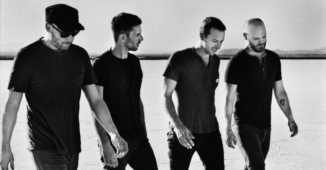 """Coldplay opublikował dodatkowy utwór """"Flags"""" z albumu """"Everyday Life"""""""