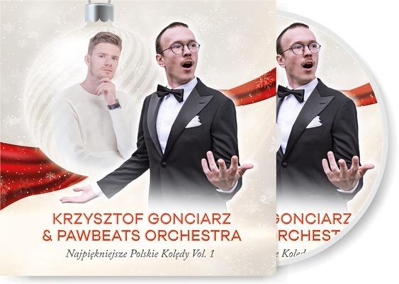 Krzysztof Gonciarz & Pawbeats Orchestra - Najpiękniejsze Polskie Kolędy vol. 1