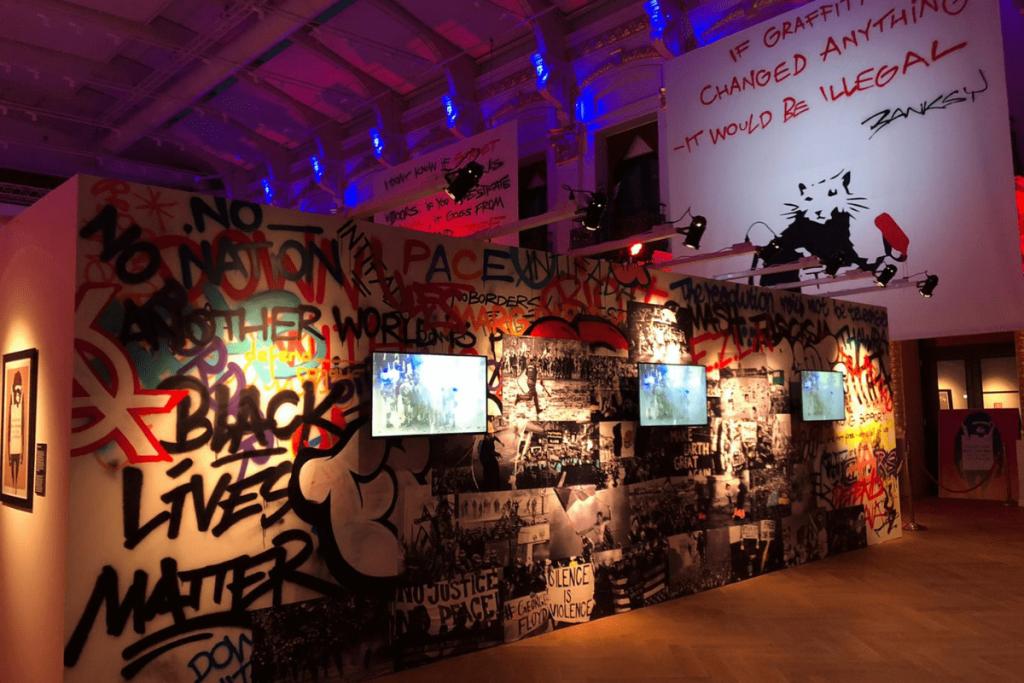 Banksy w Warszawie