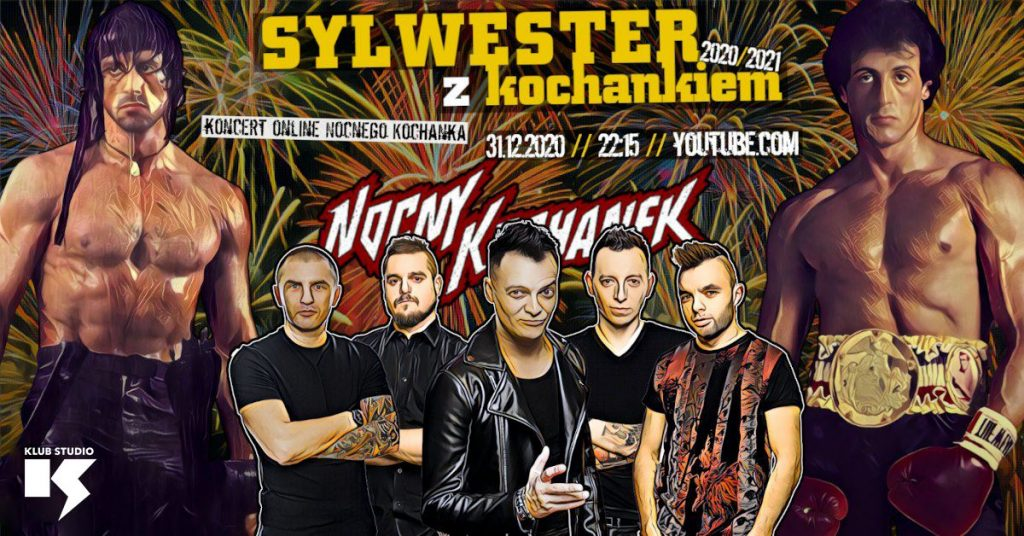Sylwester z Kochankiem 2020/2021 - Koncert Lajw na Żywo