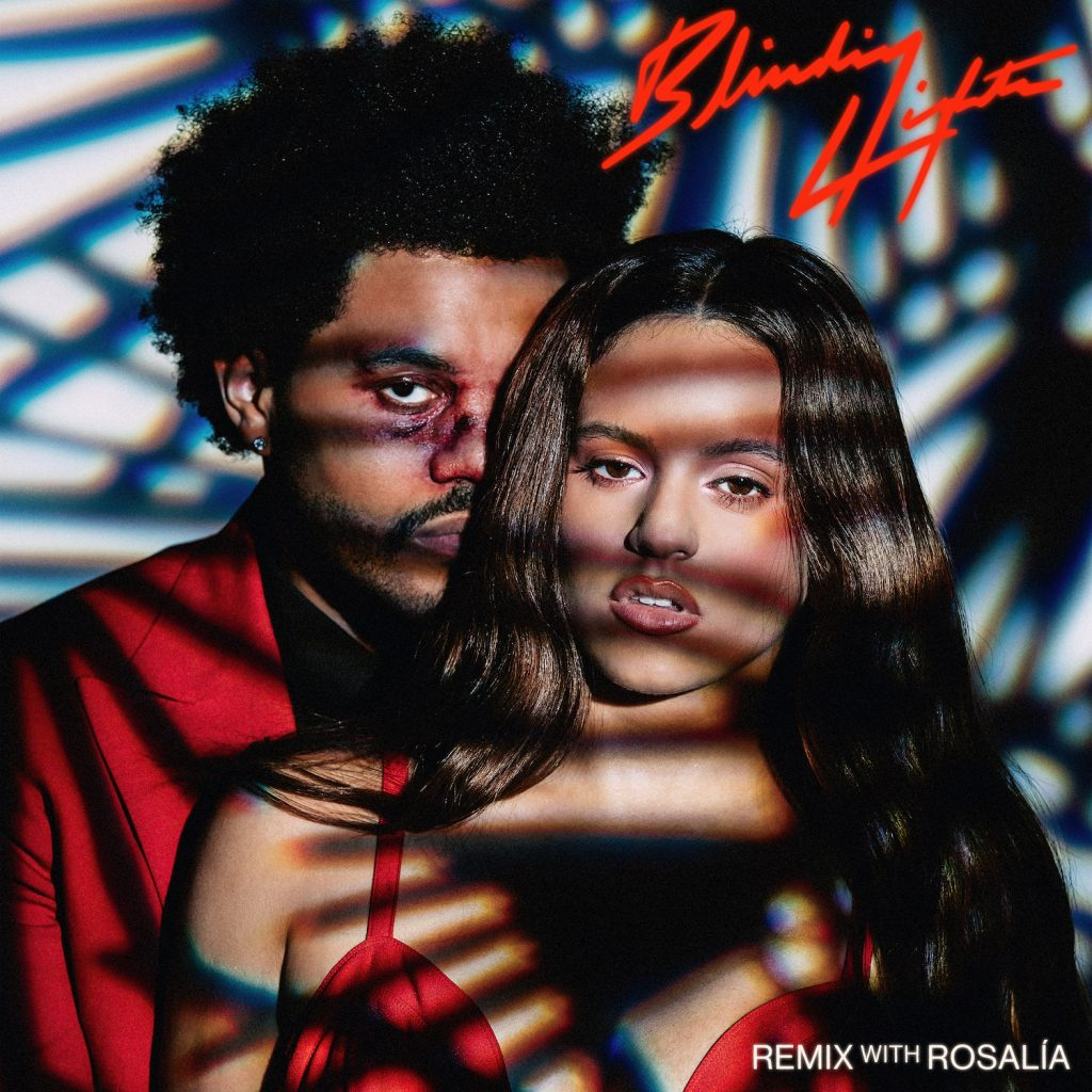 The Weeknd ROSALIA